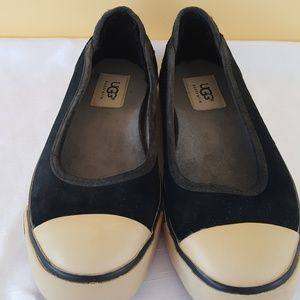 Authentic UGG slip on shoes size 6